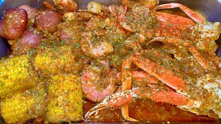 Easy SEAFOOD BOIL RECIPE