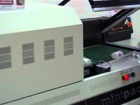 Yar� Otomatik Shrink Makinesi Modular 50mpg