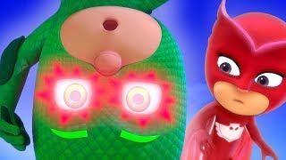 PJ Masks Full Episodes | PJ Masks Swap Super Powers?! | PJ Masks Official