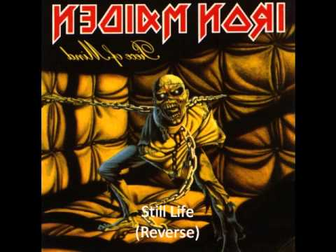 Iron Maiden - Still Life (Reverse)