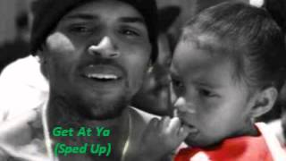 Watch Chris Brown Get At Ya video