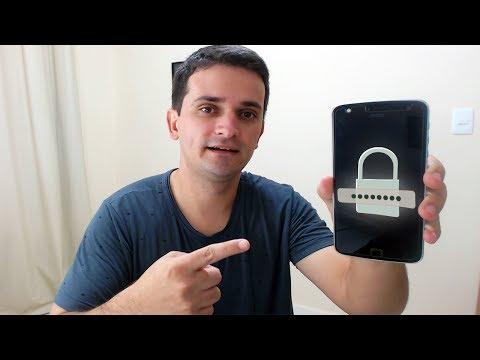 Como remover sua SENHA da tela de BLOQUEIO do seu celular   sem resetar de fabrica   TWRP