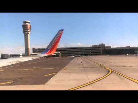 Landing at Phoenix Sky Harbor International Airport (PHX)