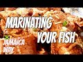 How To Marinating Your Fish Overnight - And See What Happened  | Chef Ricardo Cooking