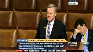 "NC Rep. Mark Meadows Hammers Obama on House Floor: ""We Did Not Elect a Dictator!"""