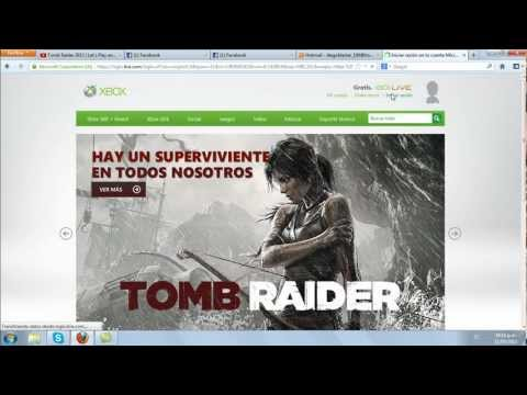 Como Descargar Tomb Raider Avatar T-shirt Free !! (gratis) video
