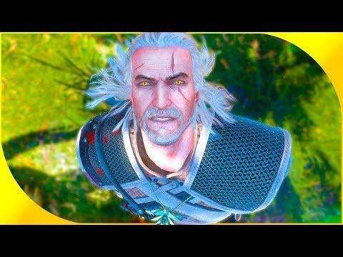 Заморозь своего Змея в Ведьмак 3! Замораживающий билд Школы Змеи для Геральта!!