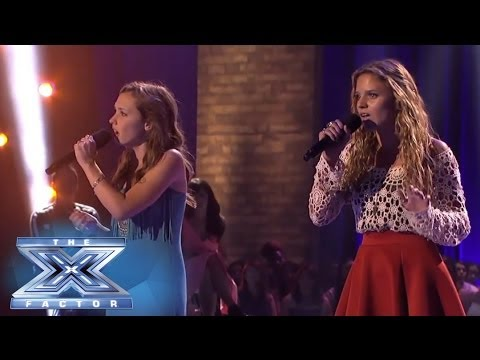 Good News Goes Old-School - THE X FACTOR USA 2013