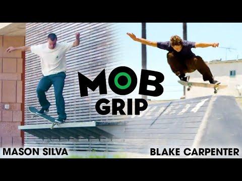 Mason Silva Skates Wilmington w/ Blake Carpenter
