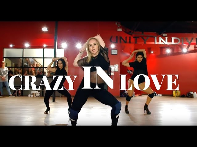 Beyonce Feat. JAY Z  Crazy In Love  Choreography - Michelle JERSEY Maniscalco