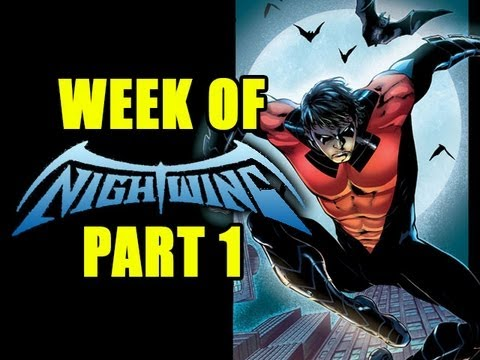 Week Of NIGHTWING: Injustice Online Matches #1