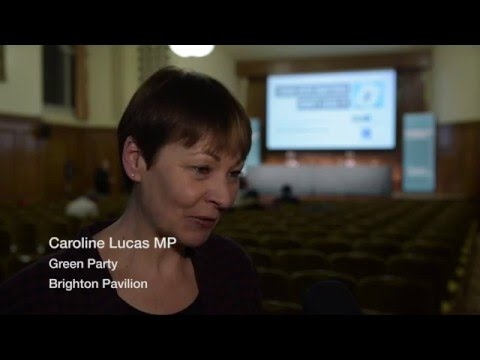 Caroline Lucus Why I'm Voting To Stay In The EU