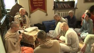 2014.05.16. SB 8.12.37 HG Sankarshan Das Adhikari Kaunas, Lithuania