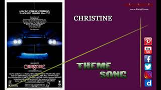 John Carpenter Christine Theme Hq
