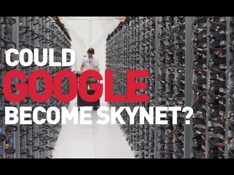 Thumbnail of video Could Google Become Skynet?