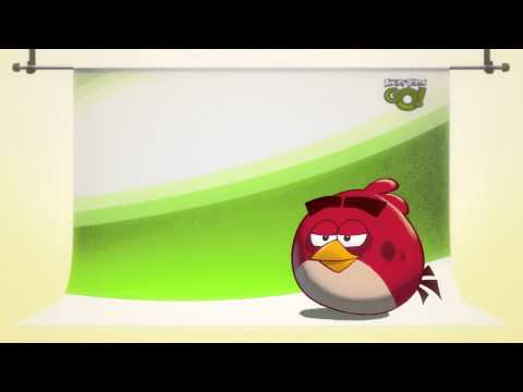 NEW! Angry Birds Go! character reveals: Red