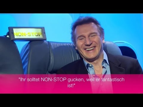 OK! Trifft -  Liam Neeson & Jaume Collet-Serra For NON-STOP