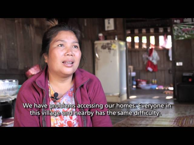 Climate Change: Assessing Vulnerability in Pakse, Laos