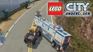 LEGO City Undercover - Lego Police Chase | Police Car - Gameplay Walkthrough part 8 (PC)