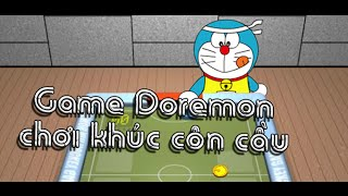 Game doremon chơi khúc côn cầu - Game.24h.com.vn