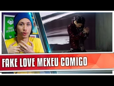 BRASILEIRO REAGINDO À BTS (방탄소년단) 'FAKE LOVE' Official MV