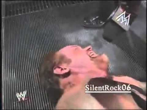Undertaker Laughing - The Undertaker Laughing at Vince Mc Mahon