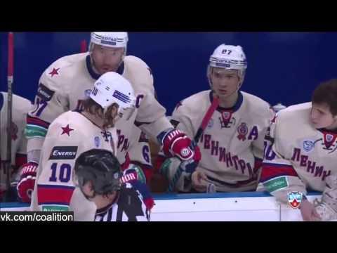 Прикол! Шипачев спрятал шайбу! Хоккей, КХЛ.