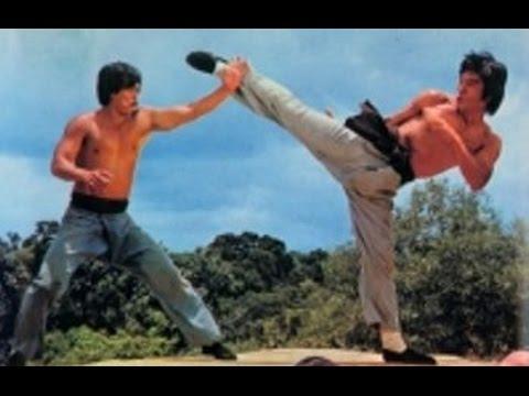Брюс и девушки, владеющие кунг-фу  (боевик каратэ, 1975г)