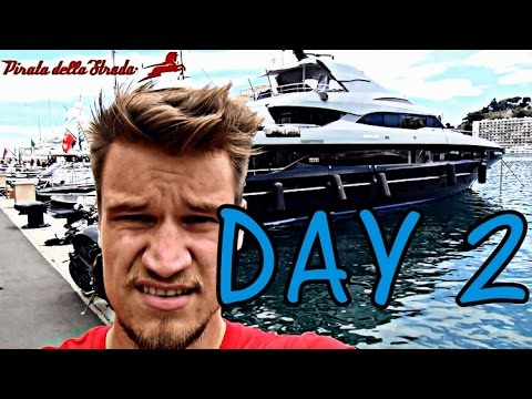 Monaco Supercar Tour: Day 2