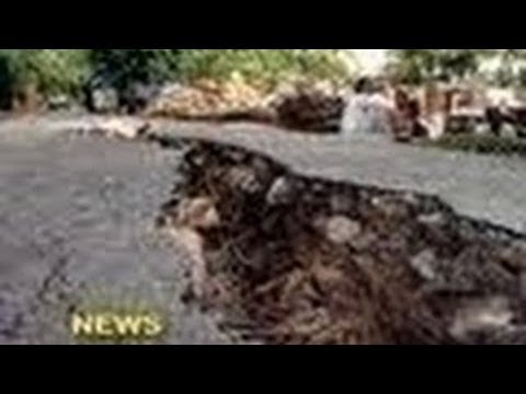 LA Earthquake..(Earthquake hits Los Angelas,California...4.4 Magnitude Earthquake..(News)