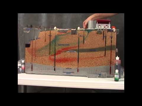 Saudi Aramco Aquifer Flow Simulator Part 2