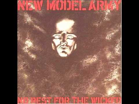 New Model Army - No Greater Love