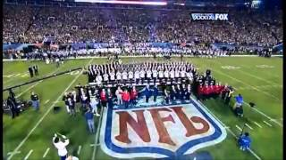 US National Anthem by the Academy Choirs
