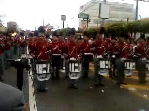 Banda musical del Liceo Cristiano La Coruña