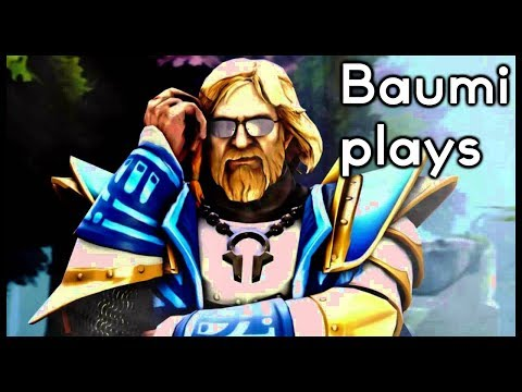 Dota 2 | CARRY OMNI BRAWLING!! | Baumi plays Omniknight