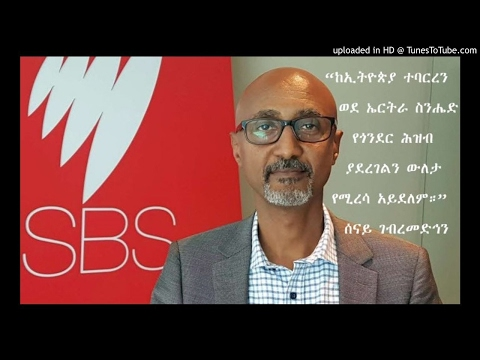 Interview With Journalist Senay Gebremdhin – Pt 2 - SBS Amharic