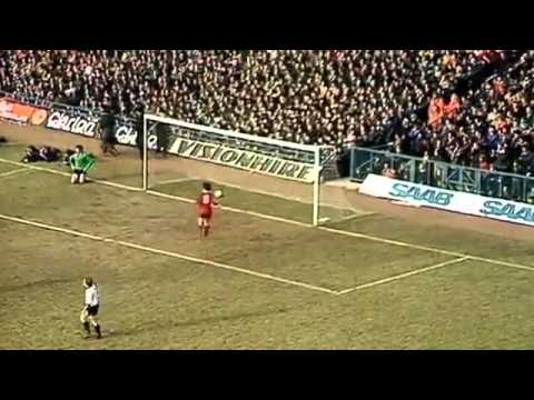 Five Great Kenny Dalglish Goals At Liverpool FC