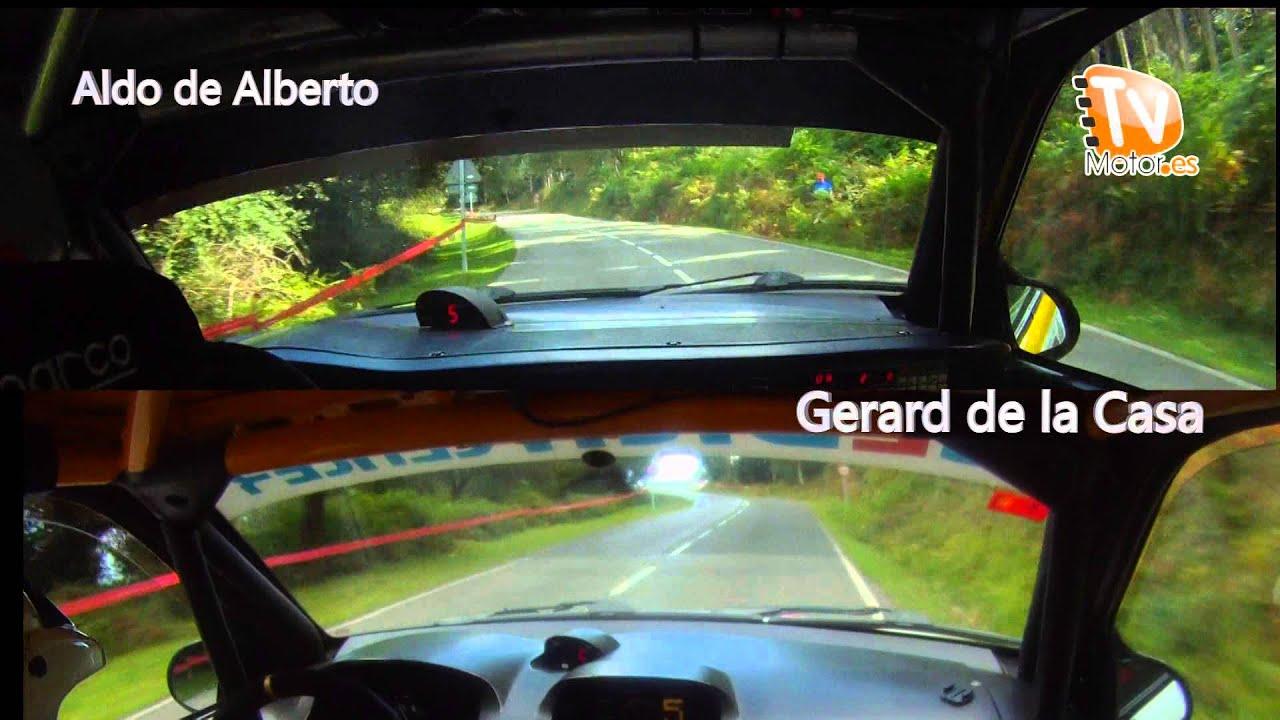 Aldo de alberto vs gerard de la casa subida al sueve 2014 - Gerard de la casa ...