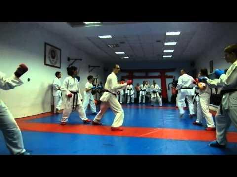 Sport karate camp 2015 - north of israel