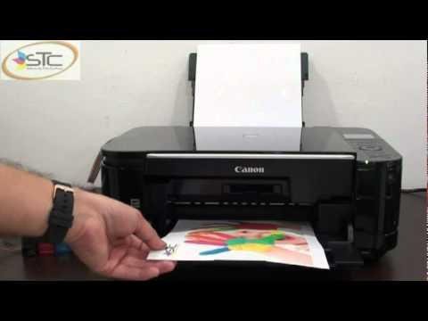 Multifuncional Canon Pixma MG5210 Sistema de Tinta Continua