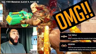 Gears of War Funny Fail Moments - More Fail Triples, CRAZY HEAD SHOTS! & Best for Last?