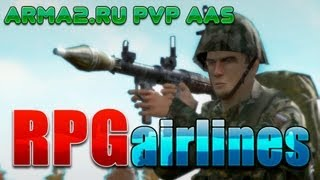 RPGairlines) ARMA2.RU - PvP -