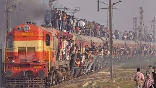 South Indian Trains Compilation Videos,