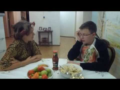 Осенний бал Инна и Егор