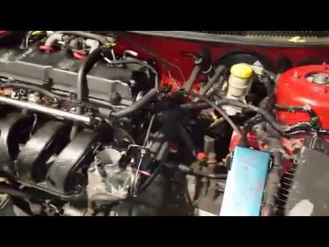 HOW TO REPLACE A DODGE NEON CLUTCH