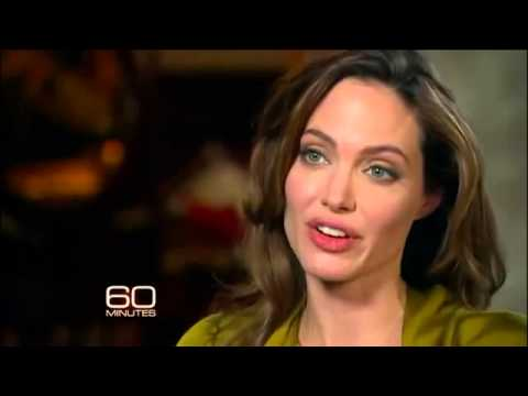[Angelina Jolie s Cancer] - VIDEO Revealed Preventative Double Masectomy Prevent Cancer
