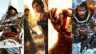 Videojuegos mejor guión 2013 en los WGA