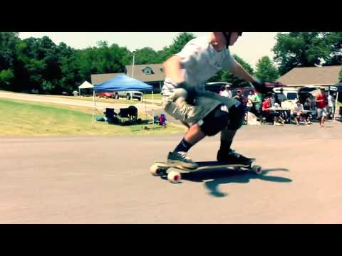 BC Longboards Thresher Promo