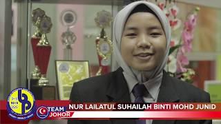 Calon Anugerah Nilam Kebangsaan SMBM Johor 2018