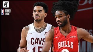 Chicago Bulls vs Cleveland Cavaliers - Full Game Highlights | July 7, 2019 NBA Summer League